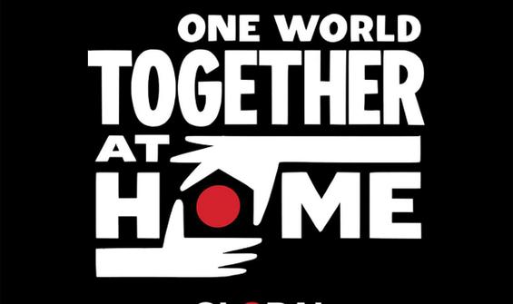 "Koronavirüs dayanışması: ""One World: Together at Home"""