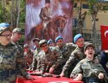 Engellilerin 1 günlük askerlik sevinci