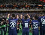 UEFA Avrupa Ligi finalinde Arsenal'ı 4-1 yenen Chelsea, şampiyon oldu.