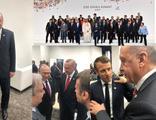 G-20'de sıcak kareler
