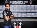 Beşiktaş Douglas'ı bitirdi
