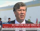 TANAP Türkiye'ye 2.39 milyar metreküp gaz taşıdı