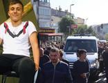 Genç milli futbolcu İsmail Mert son yolculuğuna uğurlandı