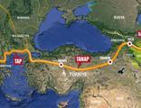 TANAP ile Türkiye'ye aktarılan gaz miktarı 3 milyar metreküp