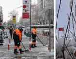 Belediyelerin 'kar' diyaloğu sosyal medyayı salladı! Evelallah antrenmanlıyız, kar bize ne etsun?
