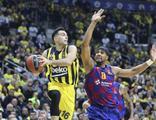 Fenerbahçe Beko seriyi sonlandırdı