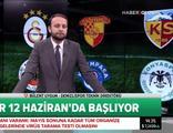 Bülent Uygun, liglerin devamı kararını değerlendirdi