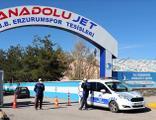 Erzurumspor'da pazartesi günü tüm takıma test yapılacak