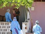 Cenaze sonrası 19 akraba karantinaya alındı