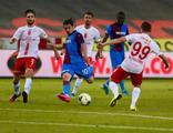 Trabzonspor'a şampiyonluk yolunda ağır darbe