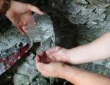 Bu su için Avrupa'dan Amasya'ya gelen var!