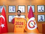 Galatasaray genç golcünün sözleşmesini uzattı