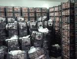 Adana'da 38 ton 920 kilo kokmuş kaçak et ele geçirildi
