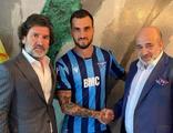 Adana Demirspor'a İtalyan golcü