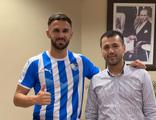Erzurumspor, Arnavut golcüyle sözleşme imzaladı