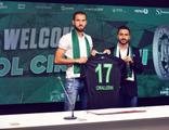 Konyaspor, Cikalleshi'yi transfer etti