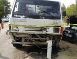 Adana'da feci kaza!