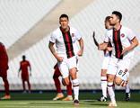 Karagümrük, Süper Lig'e galibiyetle döndü