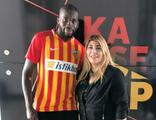 Kayserispor, Wilfried Kanga ile anlaştı