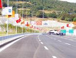 Kuzey Marmara Otoyolu'nun Gebze-İzmit kesimi açıldı