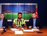 Fenerbahçe, Nazım Sangare ile anlaşma imzaladı
