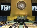 BM toplantısında Hintli diplomattan tepki! Salonu terk etti