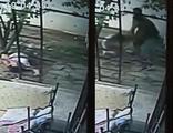 Aracının yerine park eden sürücü, soru soran kadını dövdü
