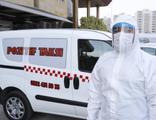 Koronavirüse karşı 'pozitif taksi' görevde