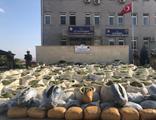 4 ton esrar, 236 bin kök kenevir ele geçirildi
