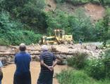 Rize'de şiddetli yağış! Kritik uyarı