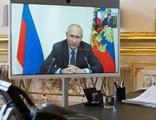 Trump, Putin ve Macron'dan ortak Dağlık Karabağ çağrısı!
