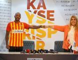 Manuel Fernandes resmen Kayserispor'da
