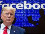 Facebook'tan Trump'a şok! Mesajı silindi