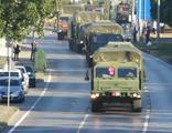 İHA: S-400'leri taşıyan ikinci konvoy Samsun'dan geçti