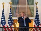 Trump, sunucunun ısrarla sorduğu soruya cevap verdi