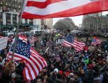 ABD'de polis şiddeti karşıtı protesto!