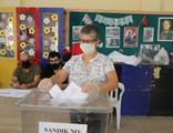 KKTC'de seçim! Halk sandık başında