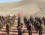 Terör örgütünün Sincar'daki kampları görüntülendi