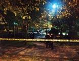 Korkunç olay! Cansız bedeni parkta asılı halde bulundu