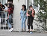 Kız öğrenciler arasında bıçaklı kavga