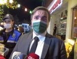 Vali Aydoğdu'dan sağlık çalışanına şiddetle ilgili açıklama
