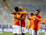 Galatasaray, Erzurum'dan 3 puanla döndü