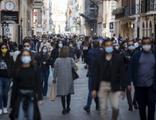 İtalya'da günlük vaka sayısında yeni rekor!