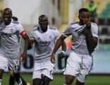 Beşiktaş, Denizli'de 3 puanı 3 golle aldı