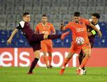 Başakşehir, Paris Saint-Germain'e 2-0 yenildi