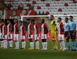 Antalyaspor'da kırmızı kart alarmı