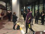 Başakşehir'in rakibi Manchester United, İstanbul'a geldi