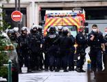 Fransa'da Türklere destek gösterisine katılanlar gözaltında!