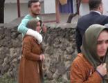 Aksaray'da dehşet anları! Annesini rehin aldı