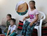 Eşi ve çocuklarına işkence yaptı!